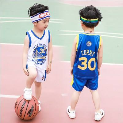 custom printed fashion kids basketball jersey uniform design oversized breathable clothing