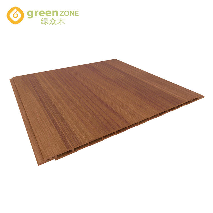 Long lifetime WPC wall panel,anti-uv composite wood grain wall cladding wall siding,waterproof wpc wall cladding