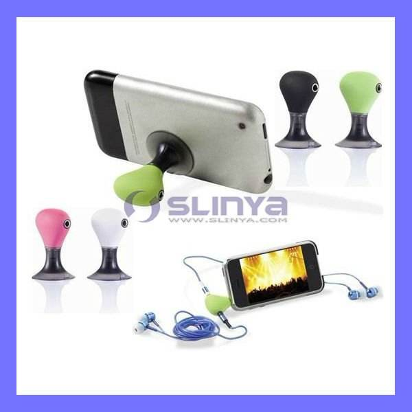 Yuwei Universal Car Windshield Glass Suction Cup /& Stand Mounting Bracket for Monitor Suction Cup Bracket