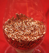 Manufacturer providing good quality cu copper pellet with competitive price