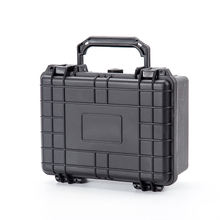GDT Waterproof Handle Carrying Plastic Hard Tool Case With Foam