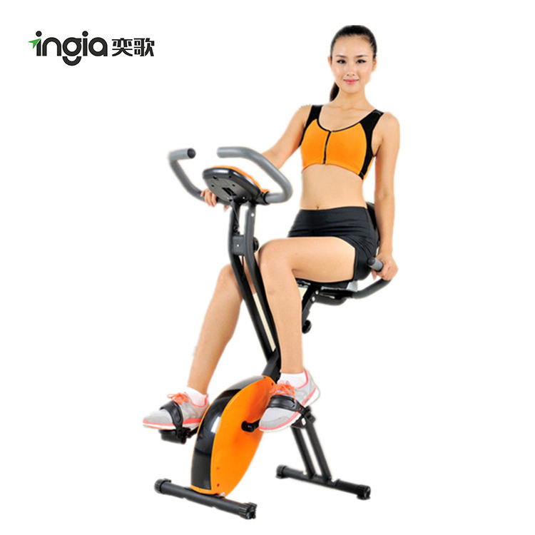 Commercial Indoor exercise bike for gym equipment Customized