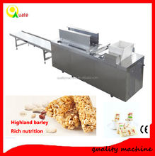 Extruded Puffed Rice Cheese Cake Snacks Machine/Puffed Rice Bar Production Line