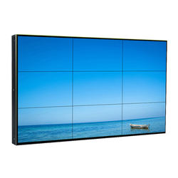 3840*2160 55 inch LCD digital signage commercial advertising display 3.5mm narrow bezel LCD video wall