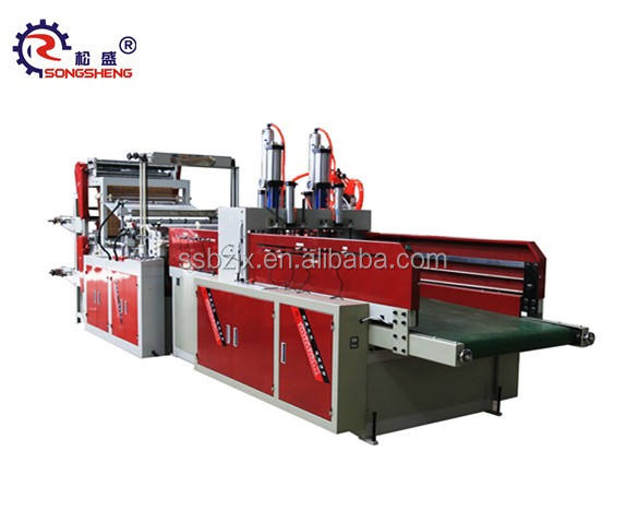 Hot sale Fully auto woven polypropylene bags making machine