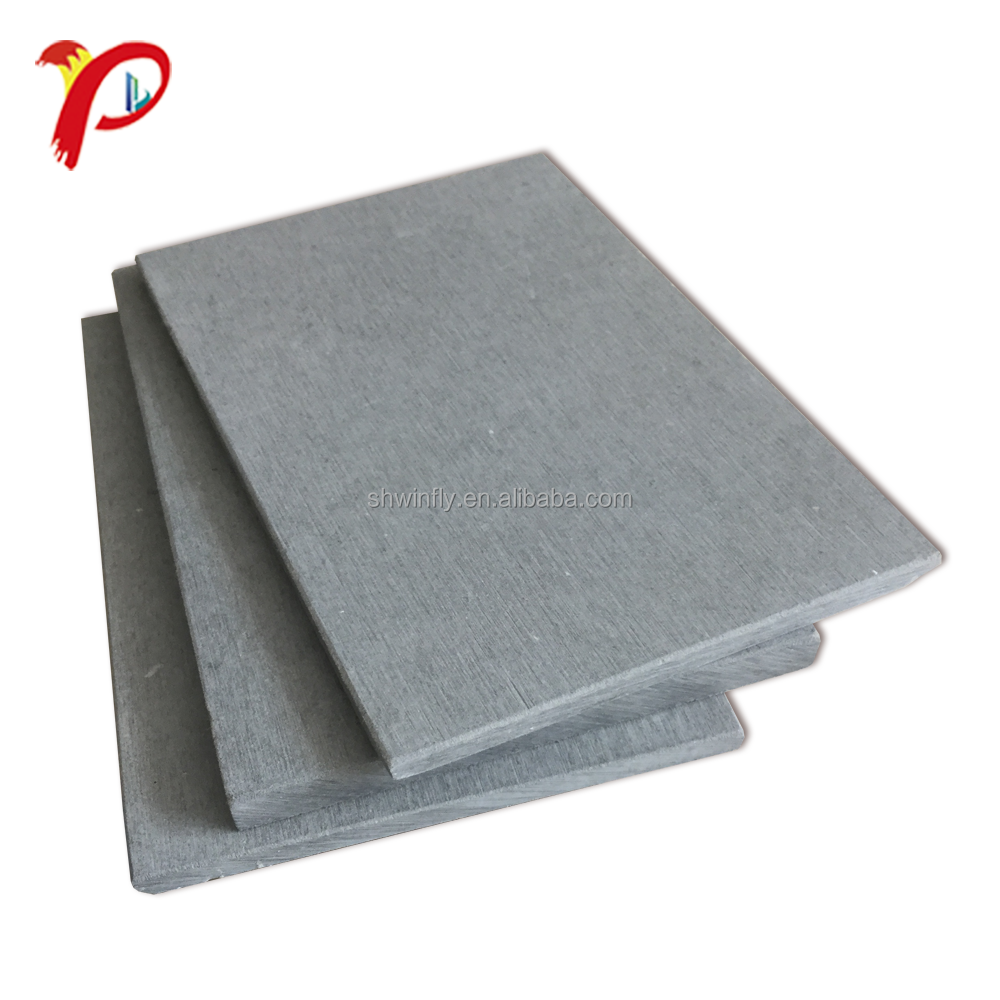 Interior Wall Cellulose Fiber Cement Board Sheet Wall Sheet, Fibre Cement Sheet