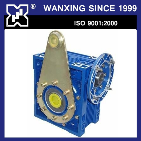 Hollow-Shaft Torque-Arm Cone Worm Gearbox