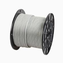 Galvanized elevator High Quality stainless steel  lifting wire rope