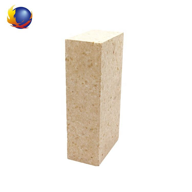 Factory supply high aluminium refractory brick with super bauxite ores
