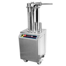 Israel SF150 Automatic Hydraulic rapid sausage stuffer