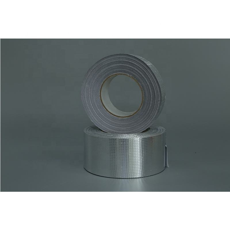 aluminum foil duct tape waterproof aluminum tape with bottom paper