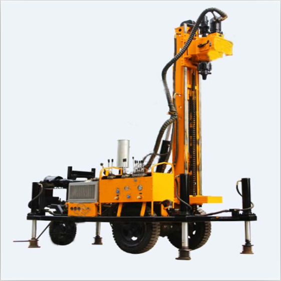 efffcient earth drilling equipment/portable core drilling machine rig