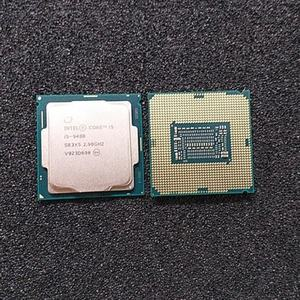Processador intel core i5-9400 cpu sr3x5 6 6 core 6 thread 2.9 ghz 4.1 ghz 9 mb 14nm 65 w fclga1151