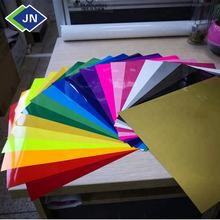 PU Heat Transfer Vinyl Sheet Iron On HTV 20-Colors Assorted Bundle 10*12 Inches Best for T-Shirt Clothing Arts&Crafts