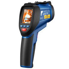 CEM DT-9861 Performance Video infrared  thermometer with TFT color LCD display with camera function --50 to 1600 celsius