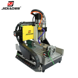 800W/1.5KW/2.2KW Mini Metal CNC Milling Machine Mini 3D CNC Router