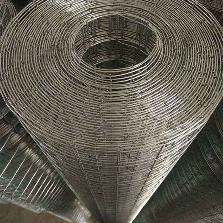 2 inch x 2 inch welded wire mesh fencing for industry zone anti-corrosion