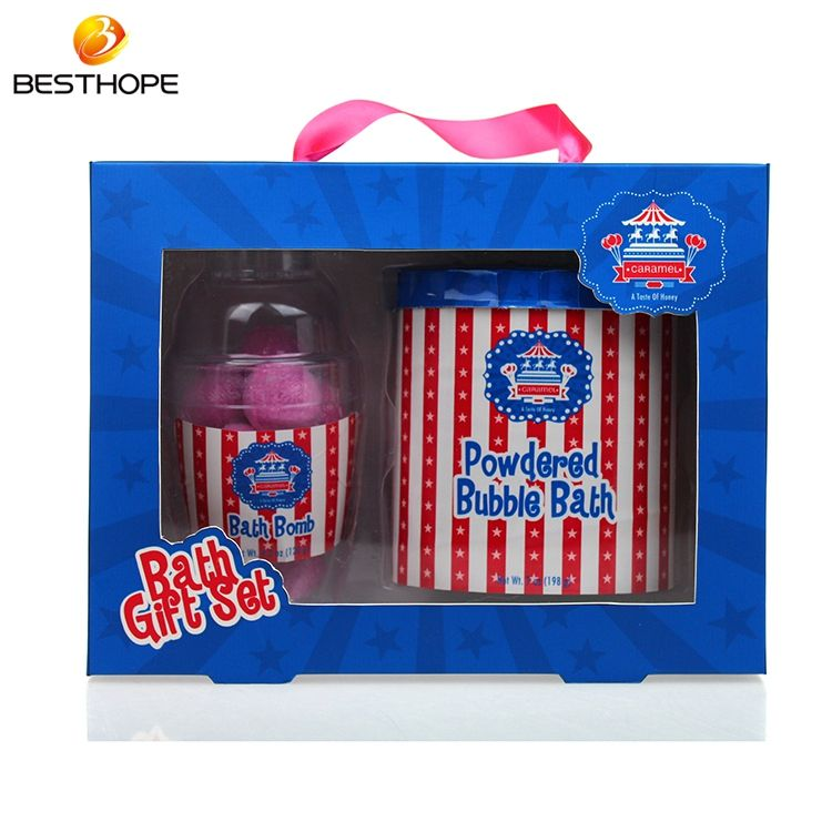 Wholesale Body Care Powdered Bubble Bath For Kids