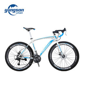 China 700Cx52cm roadbike racing road bicycle for company people