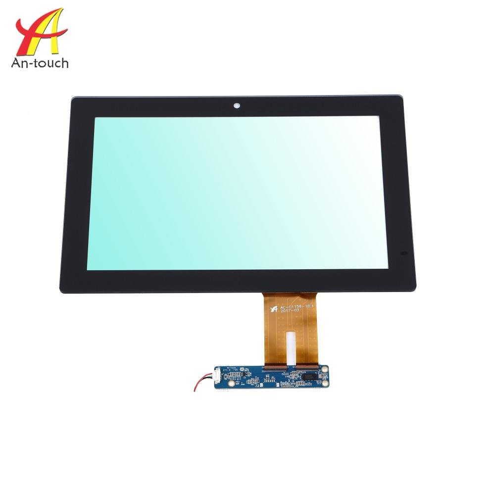 New design 10.1 inch tablet touch screens with usb port support 10 points touch