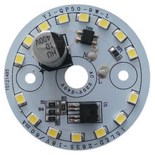 High quality 9W 80 Ra ac pcb input led module for LED Downlight and Bulb Light