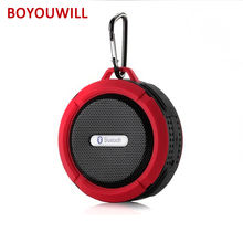 Wireless Car Bluetooth Speaker Outdoor Sport Portable C6 Waterproof Speakers