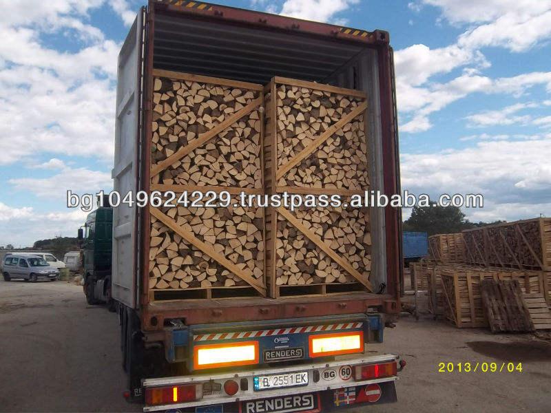 Firewood on pallets 2m3+