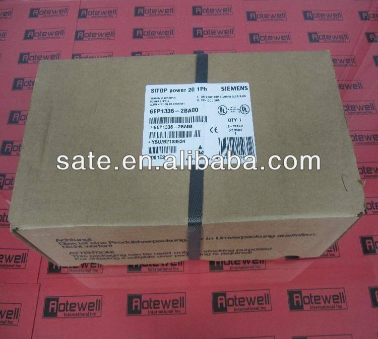used Siemens SITOP Power 20 6EP1 436-2BA00 6EP1436-2BA00 E-Stand 3