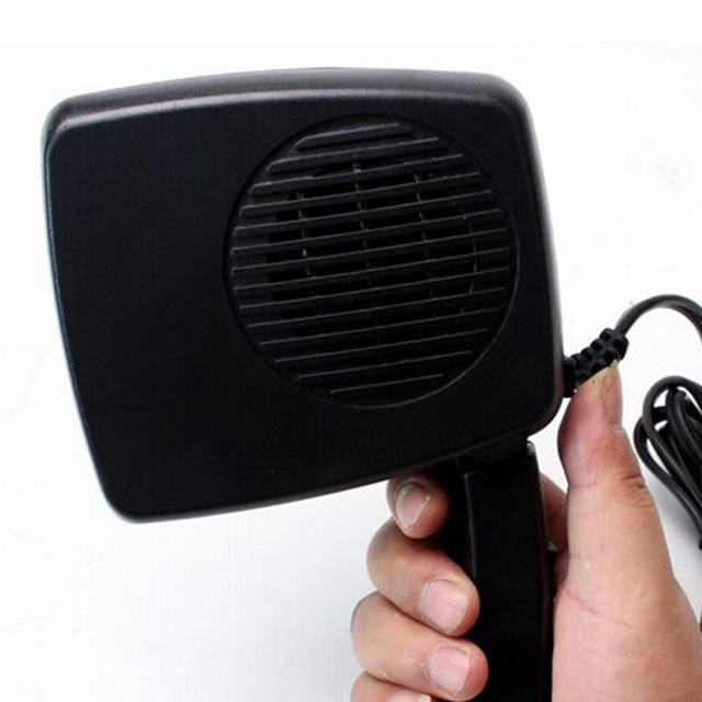 Chinese Wholesale Windscreen Defroster Fan Portable Auto windshield defroster PTC 12V Car Heater Fan