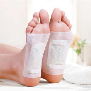 vinegar ginger lavender foot plaster detox foot patch fda detox feet patch pad pads