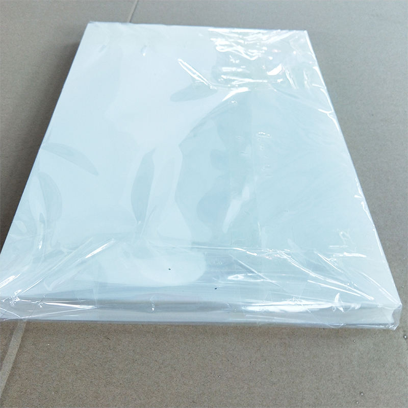 Factory heat transfer printing transparent roll size pet release films