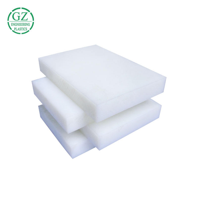 High-impact resistance machined color plastic sheet hdpe board hdpe plastic sheet
