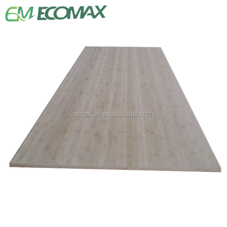 Solid bamboo furniture board 4x8 plywood ,table top, 17years factory