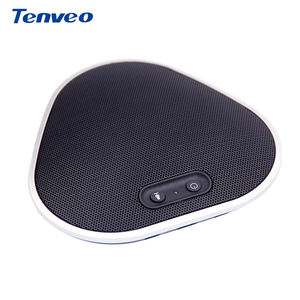 Professional educational 3.5mm audio interface speaker video conference speakerphone