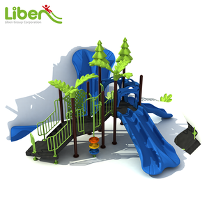 High Quality Outdoor Playground Equipment Used In Park