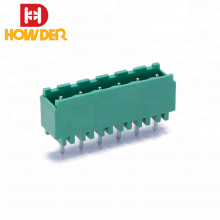5.08mm Pluggable Terminal Block Plastic Electrical Lighting Terminal Block Connectors
