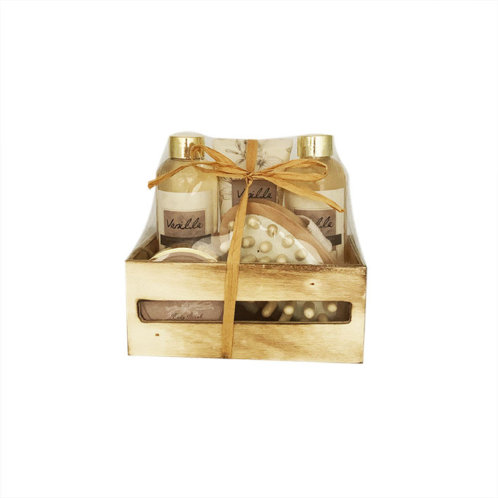 Moisturizing private label Body Care Bath Spa kit Gift Set