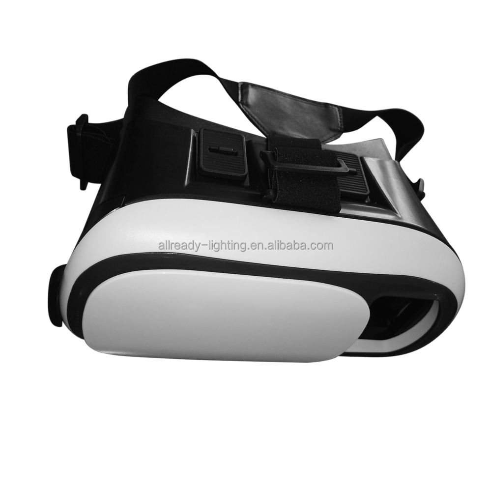 Stylish Design Virtual Reality glasses 3D Glasses with easy Pupil and Focal distance adjustment