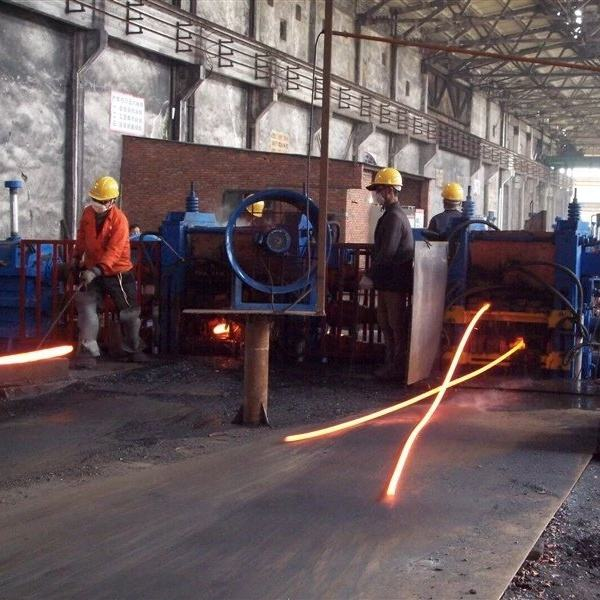 Small medium type billet hot rolling mill machine for producing steel bars/rebar