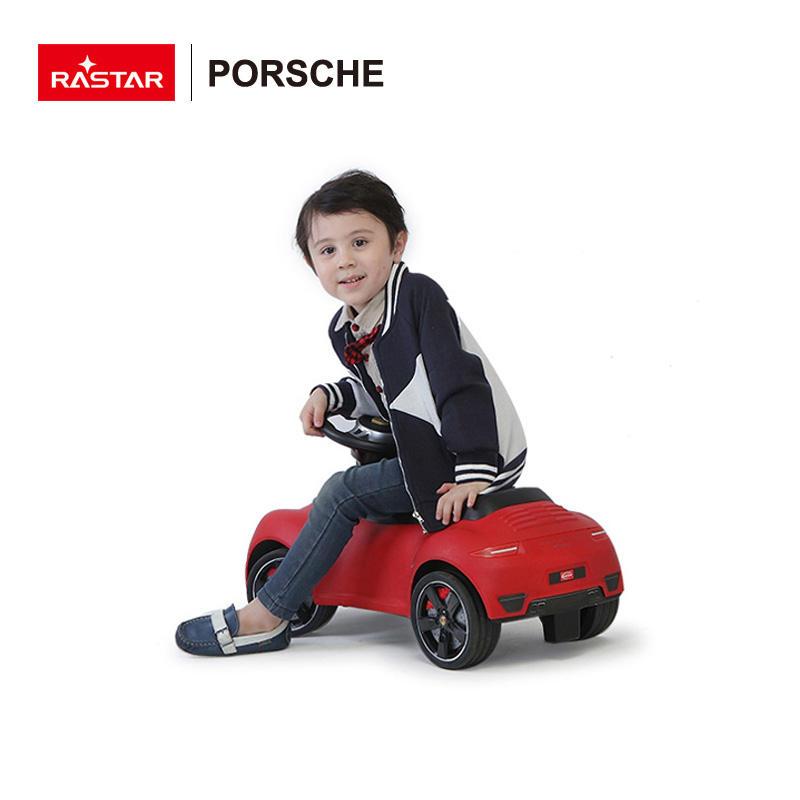 Porsche Con Licenza Del Bambino Camminatore Nuovo Automobili Per La Vendita
