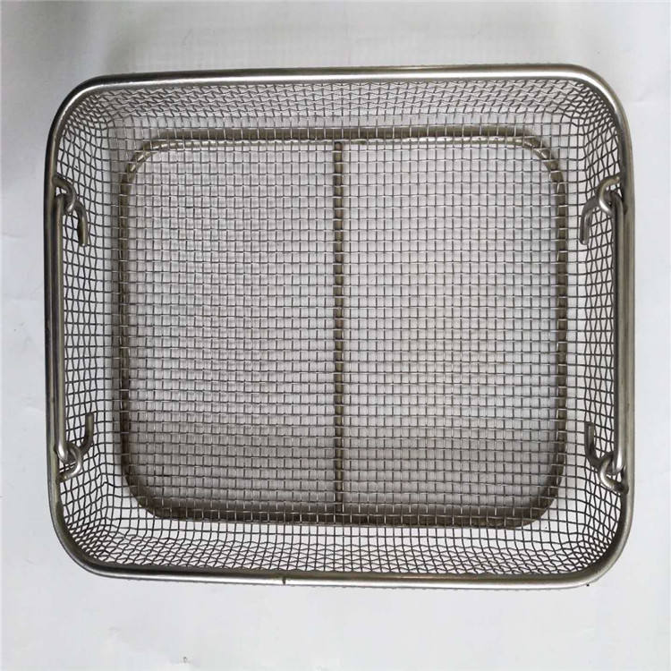 Metal Wire Mesh Stainless Steel Wire Mesh Baskets Metal Basket Wire Baskets