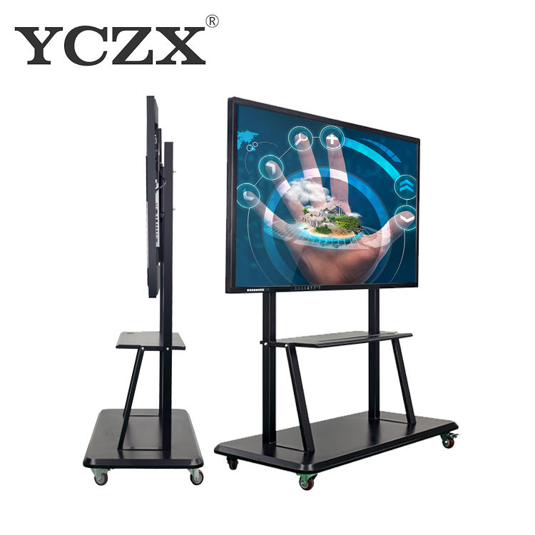 32 ''OPS PC 10 สัมผัส fhd interactive touch screen kiosk board