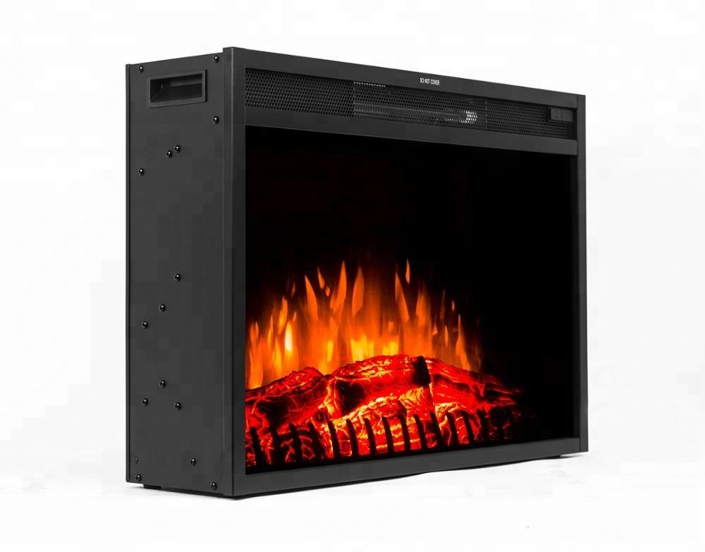 26 inch new design China insert infrared TV cabinet electric fireplace