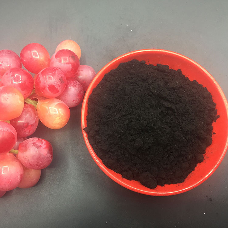 China Supplie Nice Organic Fertilizer 100% Soluble Potassium Humate / Humic acid