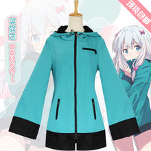 Wholesale Cosplay Costume Eromanga Sensei Cosplay Costume Izumi Sagiri Costume Anime Hoodie Jacket