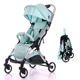 China factory parent push flashing wheels lightweight magic folding baby strollers wholesale
