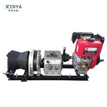For Electric Construction 5 Ton Speedy Gasoline Engine Hoist Winch