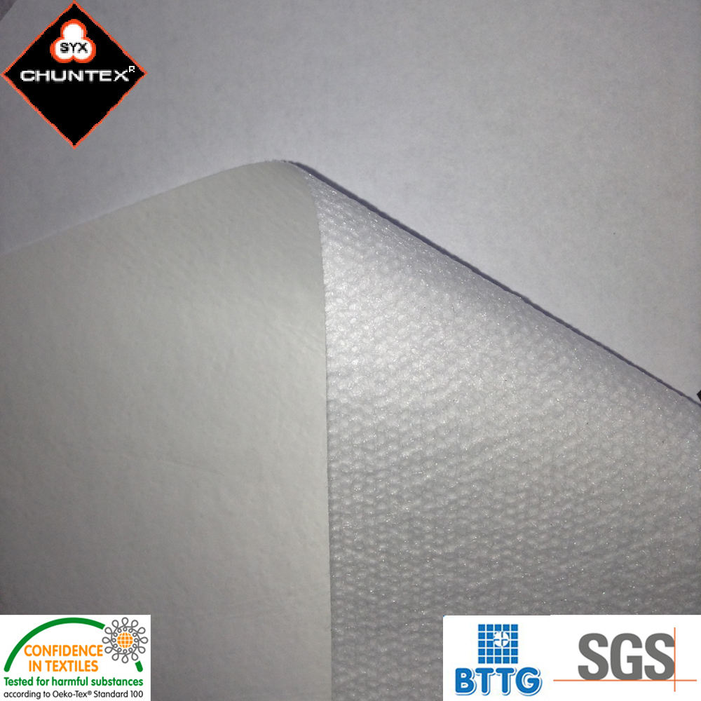 Hot sale Breathable waterproof Polyethylene Coated non woven polypropylene fabric roll