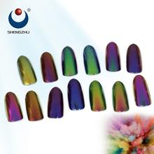 high quality Chameleon Pigment,Chrome Mirror nail powder,cameleon car paint pigment