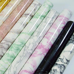 Wholesale Non-toxic PVC Self Adhesive 3D Wall Paper Contact Paper,Marble Design Removable Adhesive Contact Paper